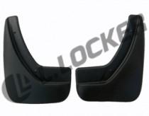 Брызговики Opel Mokka/Chevrolet Tracker задние к-т L.Locker