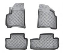 Коврики резиновые Chevrolet Tacuma Nor-Plast