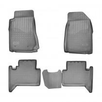 Коврики резиновые Chevrolet Trail Blazer (GM 800) 2012- (5 мест) Nor-Plast