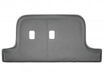 Коврики резиновые Chevrolet Trail Blazer (GM 800) 2012- 3й ряд Nor-Plast