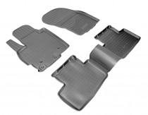 Коврики резиновые Citroen С4 Aircross/Mitsubishi ASX/Peugeot 4008 Nor-Plast