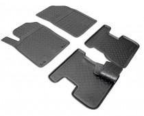 Коврики резиновые Citroen DS3 Nor-Plast