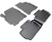 Nor-Plast Коврики резиновые ZAZ Forza/Chery A13