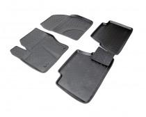 Коврики резиновые Ford Grand C-Max 2010- Nor-Plast