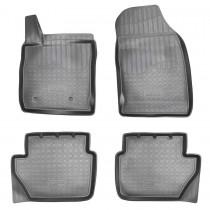 Коврики резиновые Ford EcoSport 3D Nor-Plast