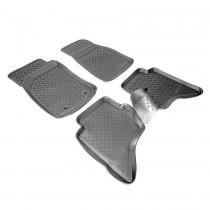 Коврики резиновые Ford Ranger/Mazda BT-50 2006-2011 Nor-Plast