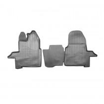 Коврики резиновые Ford Transit 2013- Nor-Plast