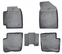 Коврики резиновые FAW V5 Nor-Plast