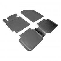 Коврики резиновые Hyundai Elantra MD 2011-2015 Nor-Plast