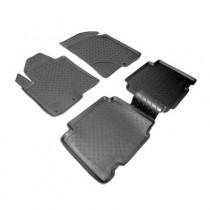 Коврики резиновые Hyundai ix55 Nor-Plast