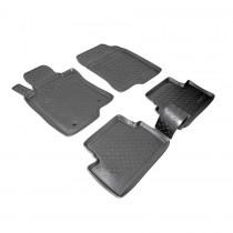 Nor-Plast Коврики резиновые Honda Accord 2008-2013