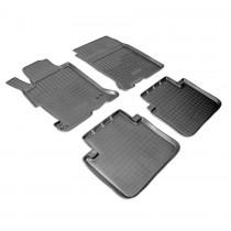 Коврики резиновые Honda Accord 2013- Nor-Plast