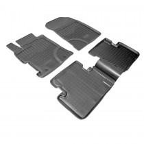 Nor-Plast Коврики резиновые Honda Civic 2012- 4D