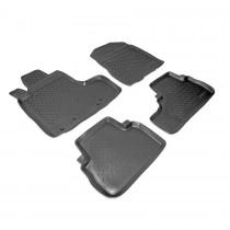 Коврики резиновые Honda CR-V 2006-2012 Nor-Plast