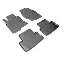 Коврики резиновые Infiniti EX/QX50 Nor-Plast