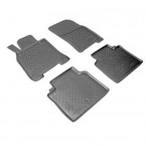 Коврики резиновые Infiniti M 2010-/Q70 2013- Nor-Plast