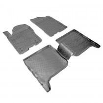 Коврики резиновые Infiniti QX56 2007-2010 Nor-Plast