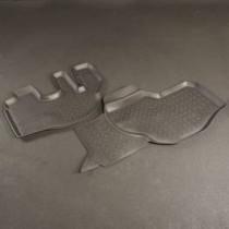 Коврики резиновые Isuzu NQR 2005- Nor-Plast