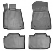 Nor-Plast Коврики резиновые Lexus IS 2013-
