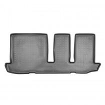 Nor-Plast Коврики резиновые Nissan Pathfinder 2012- 3-й ряд