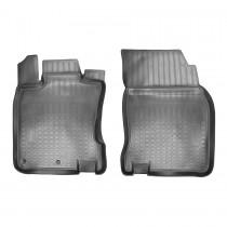 Nor-Plast Коврики резиновые Nissan Qashqai 2014- передние
