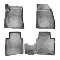 Nor-Plast Коврики резиновые Nissan Sentra 2014- 3D