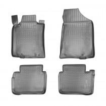 Nor-Plast Коврики резиновые Nissan Teana 2014-