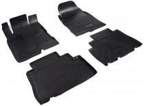 Nor-Plast Коврики резиновые Opel Antara 2012-