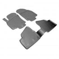 Nor-Plast Коврики резиновые Opel Astra H hatchback/caravan