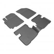Nor-Plast Коврики резиновые Suzuki Swift 2011-