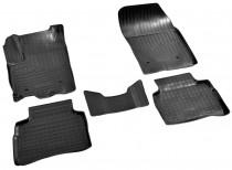 Nor-Plast Коврики резиновые Suzuki Vitara 2014-
