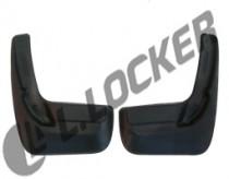 L.Locker Брызговики Volkswagen Golf 7  2012- передние к-т