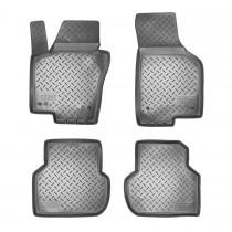 Nor-Plast Коврики резиновые VW Jetta 2010-2014