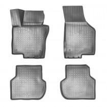Nor-Plast Коврики резиновые VW Jetta 2014- 3D