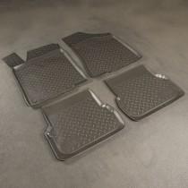 Nor-Plast Коврики резиновые VW Passat B3/B4