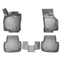 Nor-Plast Коврики резиновые VW Passat B8 3D