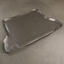 Коврик в багажник Chevrolet Lanos/Daewoo Lanos (Sens) SD Nor-Plast