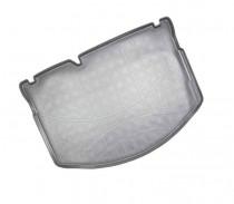 Коврик в багажник Citroen С3 2009- hatchback резино-пластиковый Nor-Plast