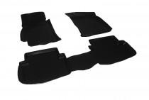 Глубокие коврики в салон Lanos/Sens SD/HB  полиуретановые L.Locker
