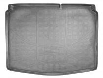 Коврик в багажник Citroen С4 2011- hatchback Nor-Plast
