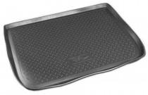 Коврик в багажник Citroen С4 Picasso 2007-2013 Nor-Plast