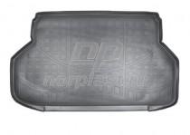 Коврик в багажник FAW V5 резино-пластиковый Nor-Plast