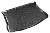 Коврик в багажник Ford Kuga 2008-2012 резино-пластиковый Nor-Plast