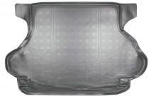 Nor-Plast Коврик в багажник Honda CR-V 1995-2001 резино-пластиковый