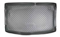 Коврик в багажник Hyundai i20 2008-2014 Nor-Plast