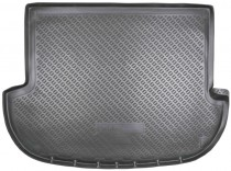 Коврик в багажник Hyundai Santa Fe 2006-2012 Nor-Plast