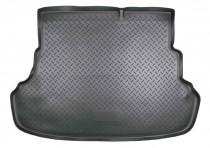 Nor-Plast Коврик в багажник Hyundai Accent 2010- со складными сидениями