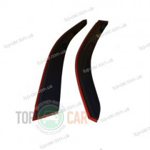 Cobra Tuning Ветровики Peugeot Boxer/Citroen Jumper 2014-