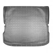 Коврик в багажник Infiniti JX (L50)/QX60 (L50) 2012- cложенный 3-й ряд Nor-Plast