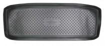 Коврик в багажник Infiniti QX (i35) 2007-2010 Nor-Plast